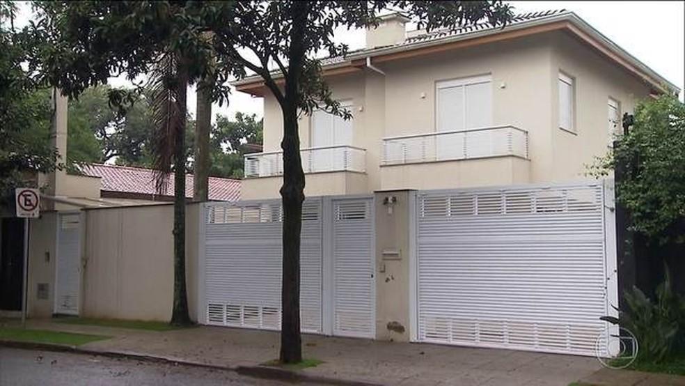 Dinheiro de propina pagou reforma na casa de filha de Temer, diz MPF — Foto: Reprodução/JN