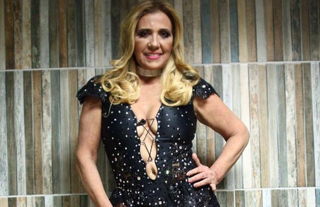Rita Cadillac integrou o elenco da sexta edição de 'A fazenda', em 2013 (Foto: Reprodução Instagram)