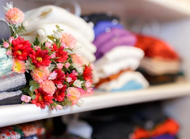 Veja como armazenar suas roupas no closet (Foto: Thinkstock)