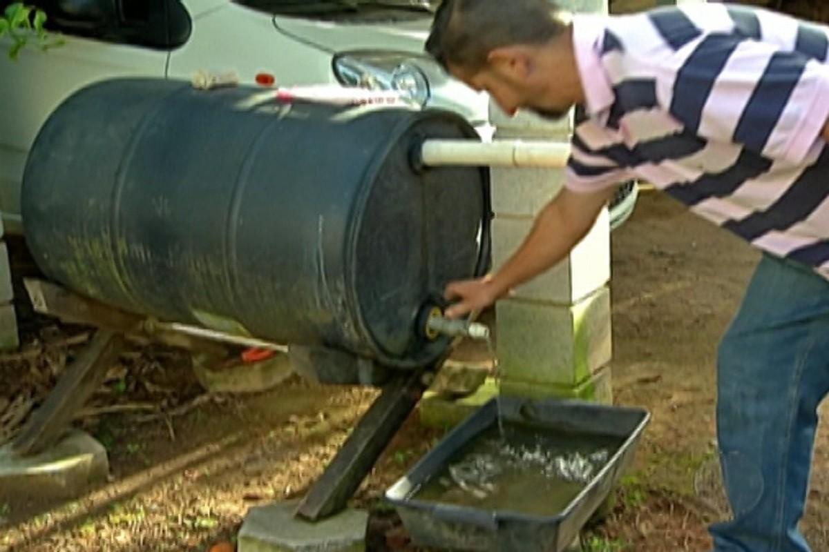 Moradores de Biritiba Mirim vivem sem água encanada