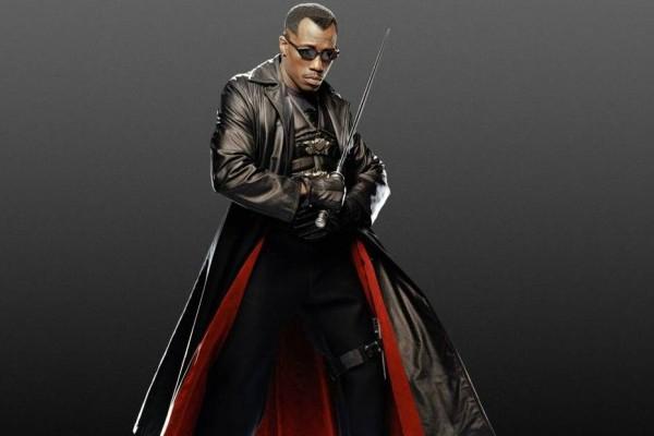 Wesley Snipes como Blade (Foto: Divulgação)