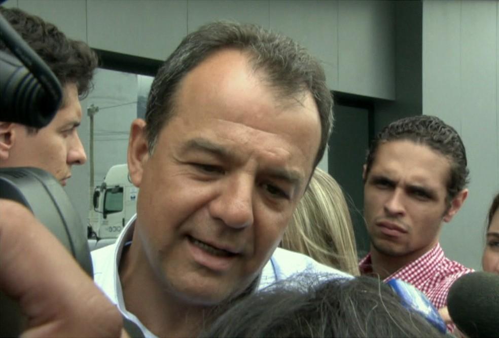 Presidente em exercício do STJ  nega  pedido de liberdade a Sérgio Cabral — Foto: GNEWS