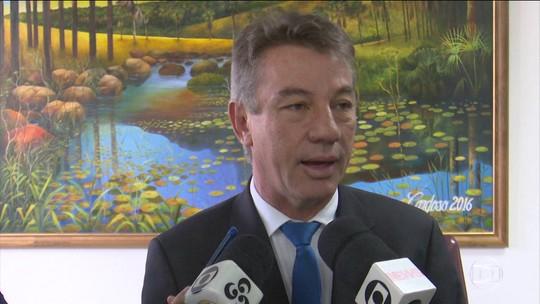 Governador eleito de Roraima assume o cargo 22 dias antes da posse oficial