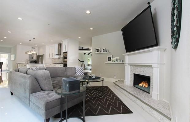 Shaquille O'Neal compra mansão de 1,8 milhão de dólares na Califórnia (Foto: Reprodução)