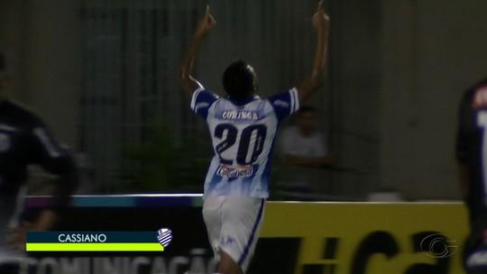 De saída do CSA, Cassiano deve se transferir para o futebol português