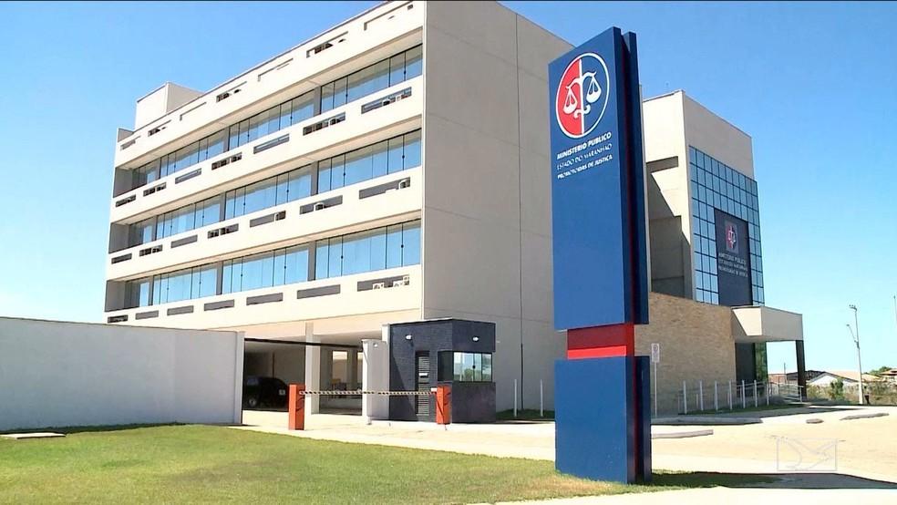 Ministério Público do Maranhão em Imperatriz — Foto: Reprodução/TV Mirante