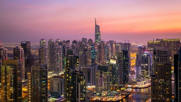 Vista aérea de Dubai (Foto: Pexels)
