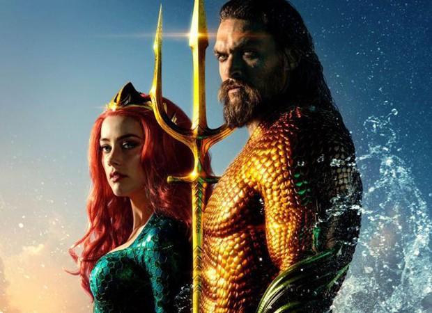 Aquaman ganha novos cartazes (Foto: Divulgação)