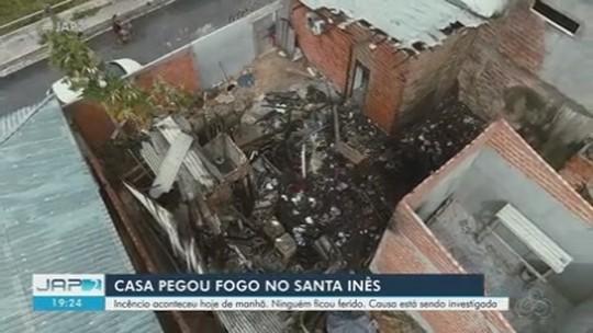 Incêndio atinge casa, depósito e empreendimento em Macapá; ninguém ficou ferido