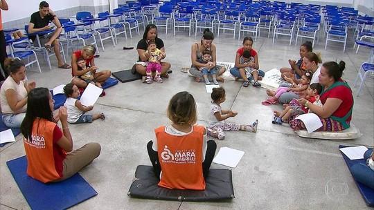 Projeto oferece atendimento a 60 famílias de crianças com microcefalia no Recife