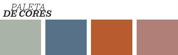 Décor do dia: Quarto com cores calmas (Foto: Reprodução)