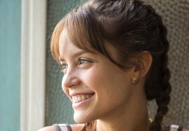 Verena (Joana Borges) revelará que sofreu assédio (Foto: Divulgação/TV Globo)