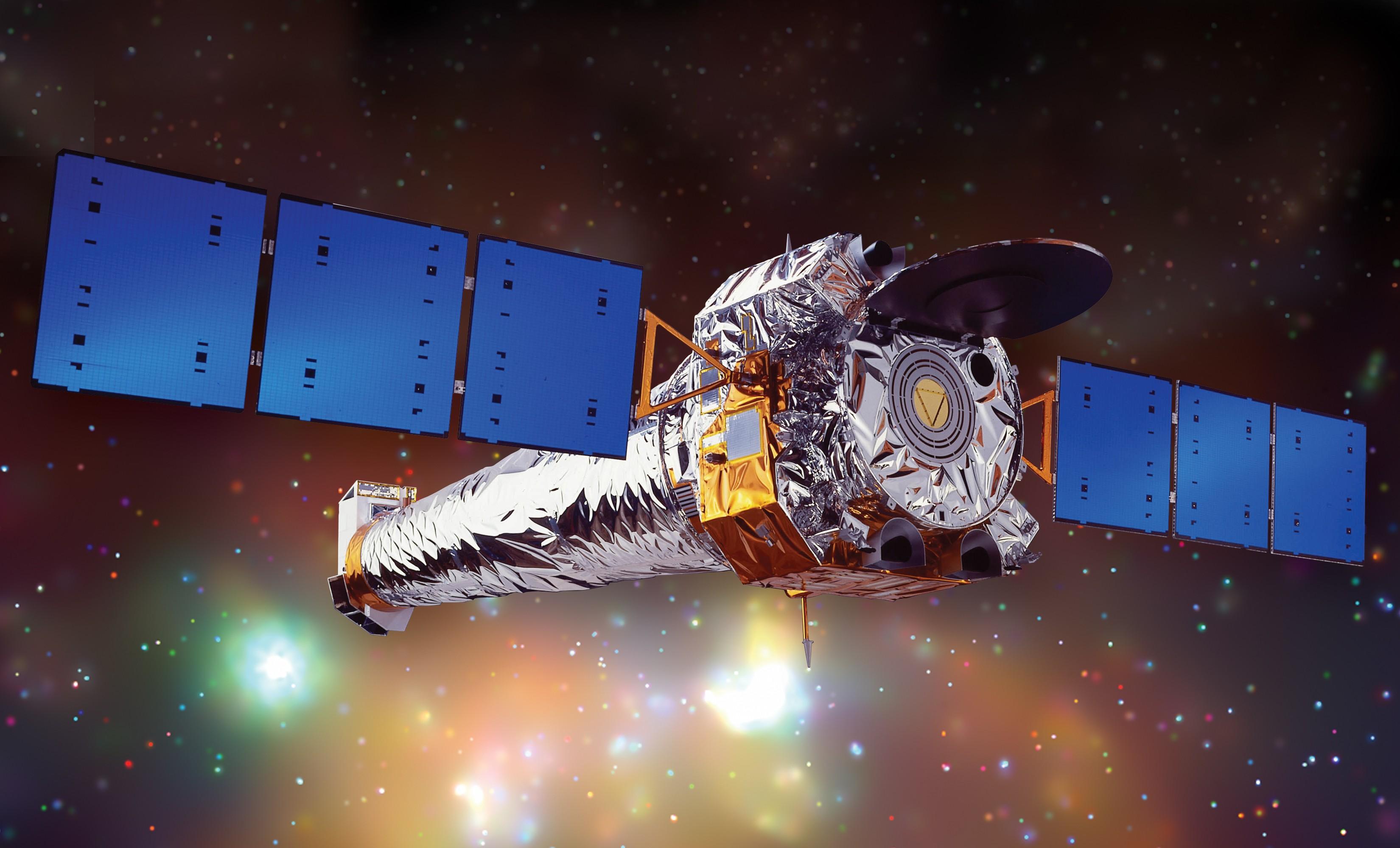 Observatório Raio-X Chandra parou de funcionar na mesma semana que o Hubble (Foto: NASA)