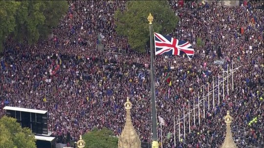 Boca de urna indica vitória do partido de Johnson no Reino Unido