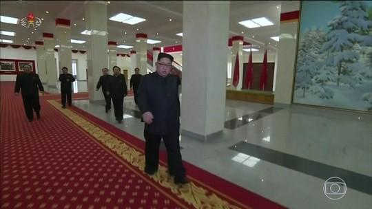 Coreia do Norte anuncia suspensão de teste nucleares e de mísseis