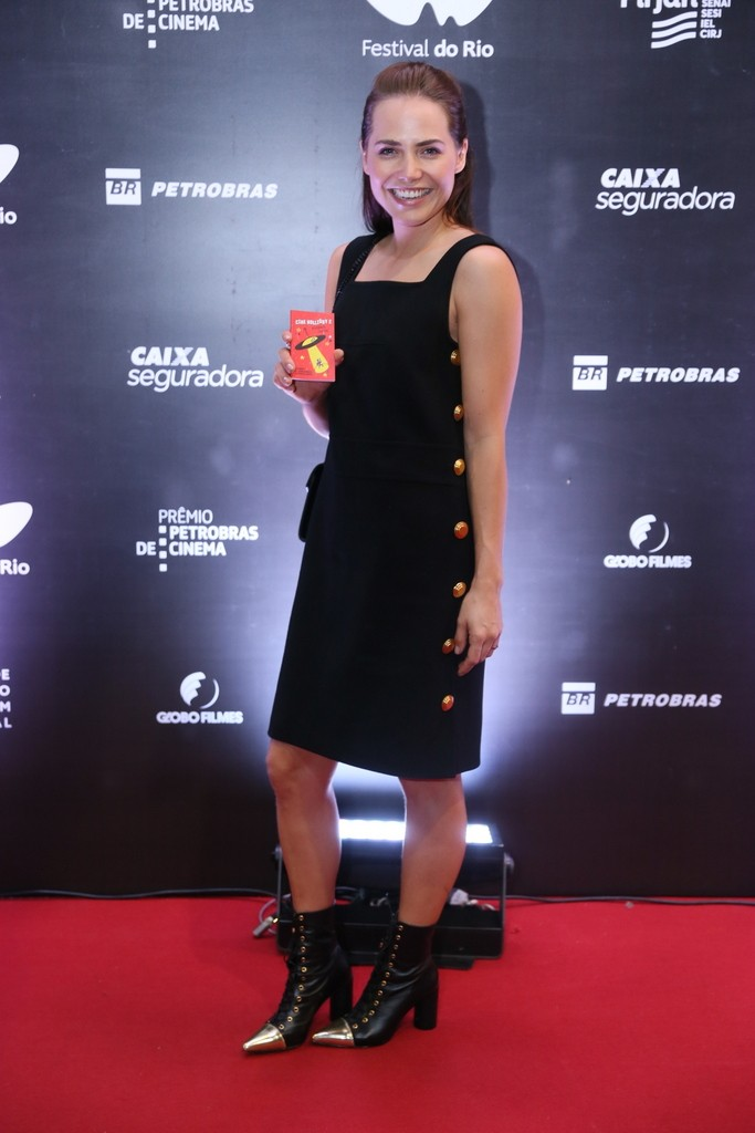Leticia Colim  ( fotos Anderson Borde / AgNews ) (Foto: Anderson Borde/AgNews)