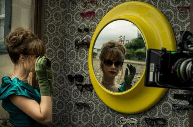 Mariana Ximenes em cena de 'Se eu fechar os olhos agora'  (Foto: TV Globo)