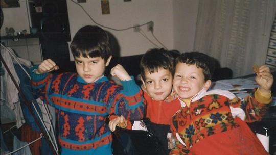 Alok mostra fotos inéditas da infância; confira!