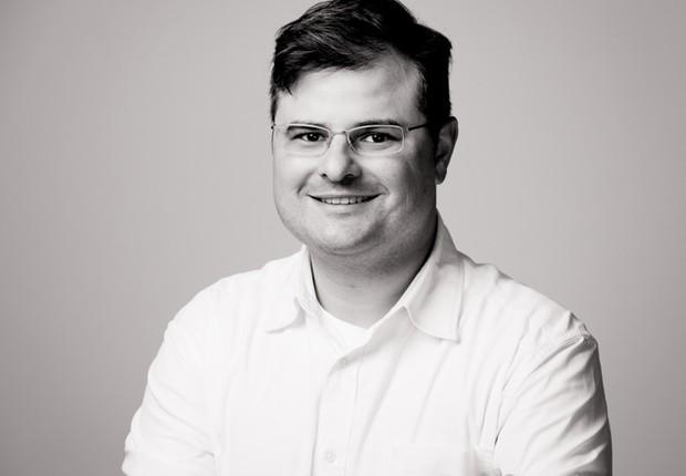 Wikings Machado, diretor da Next47 (empresa criada pela Siemens para investir em startups) (Foto: Divulgação)