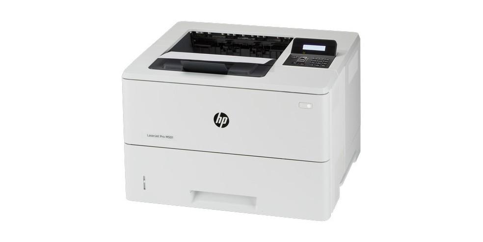 Laserjet Pro M501DN imprime até 65 páginas por minuto (Foto: Divulgação/HP)