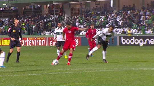 Veja os gols e melhores momentos de Coritiba 0 x 2 CRB pela 23ª rodada da Série B