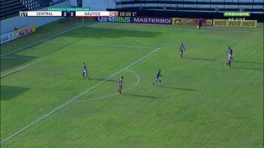 Márcio Goiano reprova jogo do Náutico e reclama de falta de intensidade