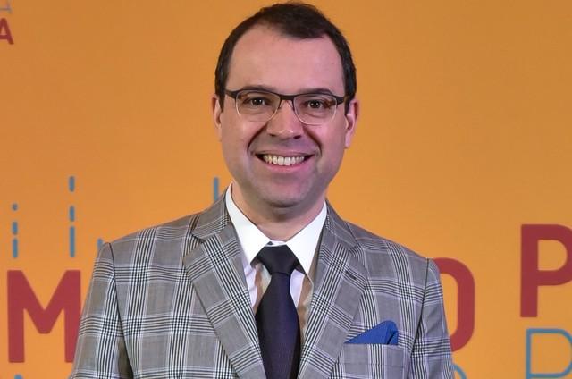 Mario Teixeira (Foto: Cesar Alves/Globo)