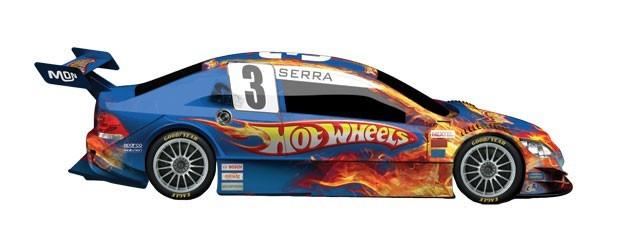 Hot Wheels (Foto: Reprodução)