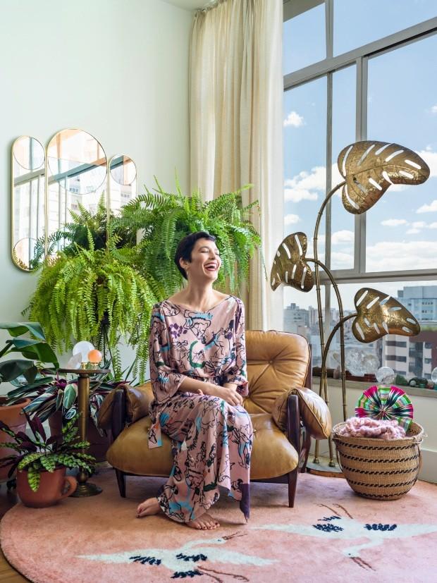 Apartamento Vanessa Rozan (Foto: Christian Maldonado / Editora Globo)