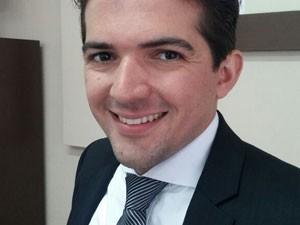 Rubens Nunes, que pede o impeachment da presidente Dilma Rousseff (Foto: Arquivo pessoal)