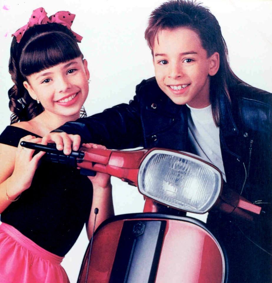 30 anos de Sandy & Junior: reveja a primeira apresentação da dupla na TV |  Vídeo Show | Gshow