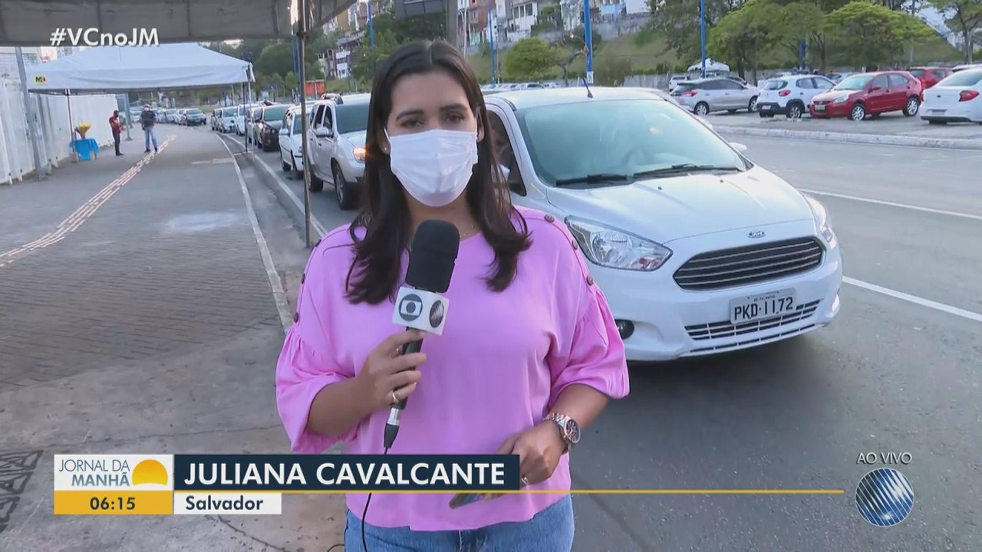 Vídeos do G1 e TV Bahia - segunda-feira, 8 de março de 2021