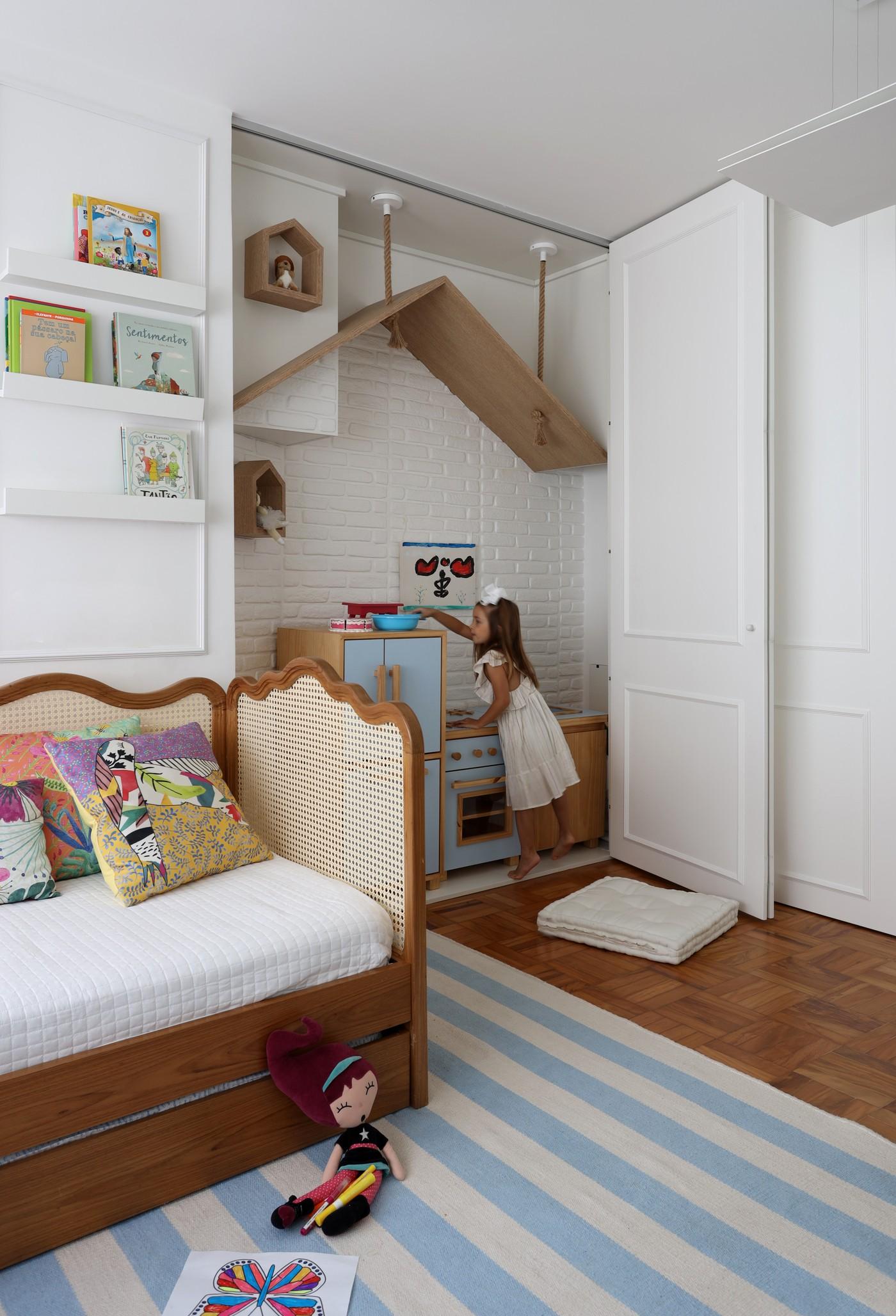 Décor do dia: dois quartos infantis para se inspirar (Foto: Marco Antonio)