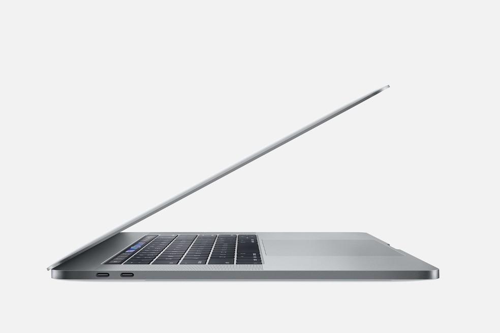 Apple pode lançar novos MacBooks com chip ARM e teclado renovado ainda em 2020 — Foto: Divulgação/Apple