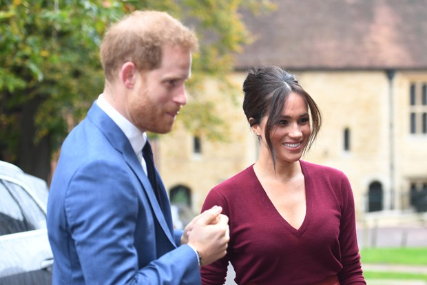 Meghan Markle e Harry (Foto: Getty Images)