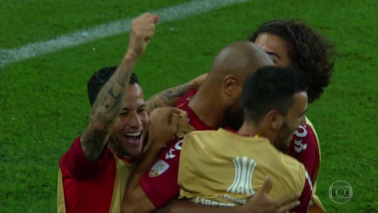 Confira os melhores momentos de Alianza Lima 0 x 1 Inter