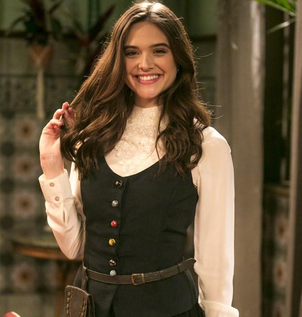 Juliana Paiva (Foto: Isabella Pinheiro/TV Globo)