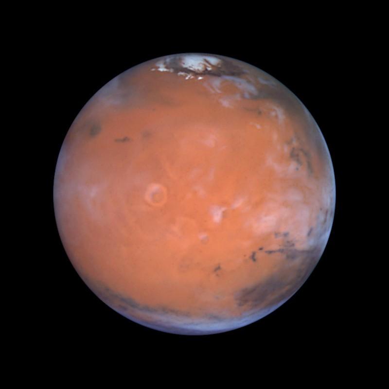 Viagem de ida e volta para Marte possui radiação mais alta do que o recomendado (Foto: Flickr/NASA on the Commons/Creative Commons)