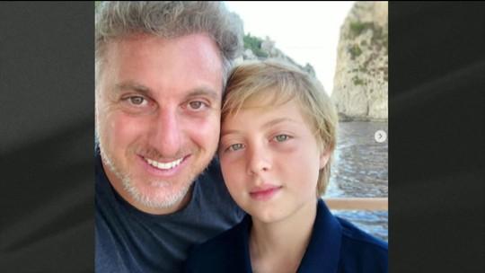 Filho de Angélica e Huck deixa UTI após cirurgia e vai para quarto