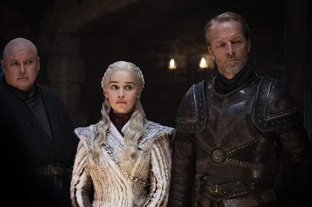 Cena da oitava temporada de 'Game of thrones' (Foto: Divulgação/HBO)