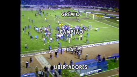 Grêmio busca o tri e chegar ao topo brasileiro na Libertadores