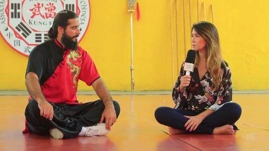 Kung Fu cresce e forma atletas profissionais no PI