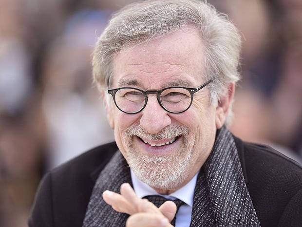 Steven Spielberg apresenta novo filme em Cannes  (Foto: Getty Images)