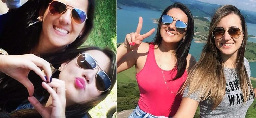 Thaís era amiga de Maria Flávia que morreu no acidente em Assis  — Foto: Arquivo pessoal