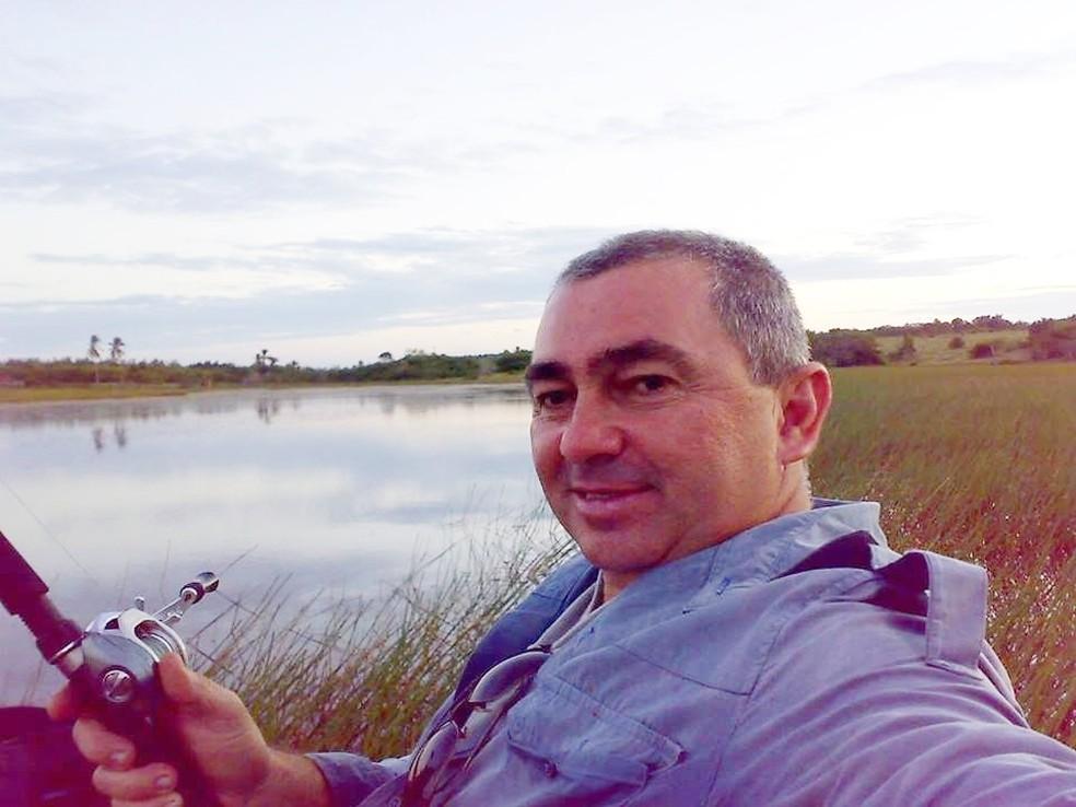 Subtenente aposentado Amaurí Soares Firmo (Foto: Arquivo Pessoal)