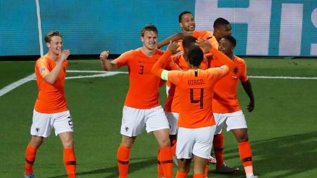 Holanda 3 X 1 Inglaterra Liga Das Nacoes Semifinal Tempo Real Globo Esporte