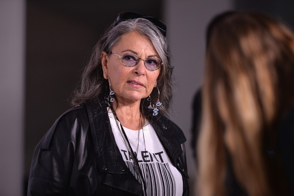 A atriz Roseanne Barr  (Foto: Getty Images)