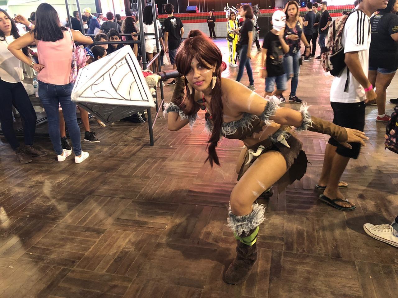Festival reúne fãs de cultura pop e cosplayers no Recife