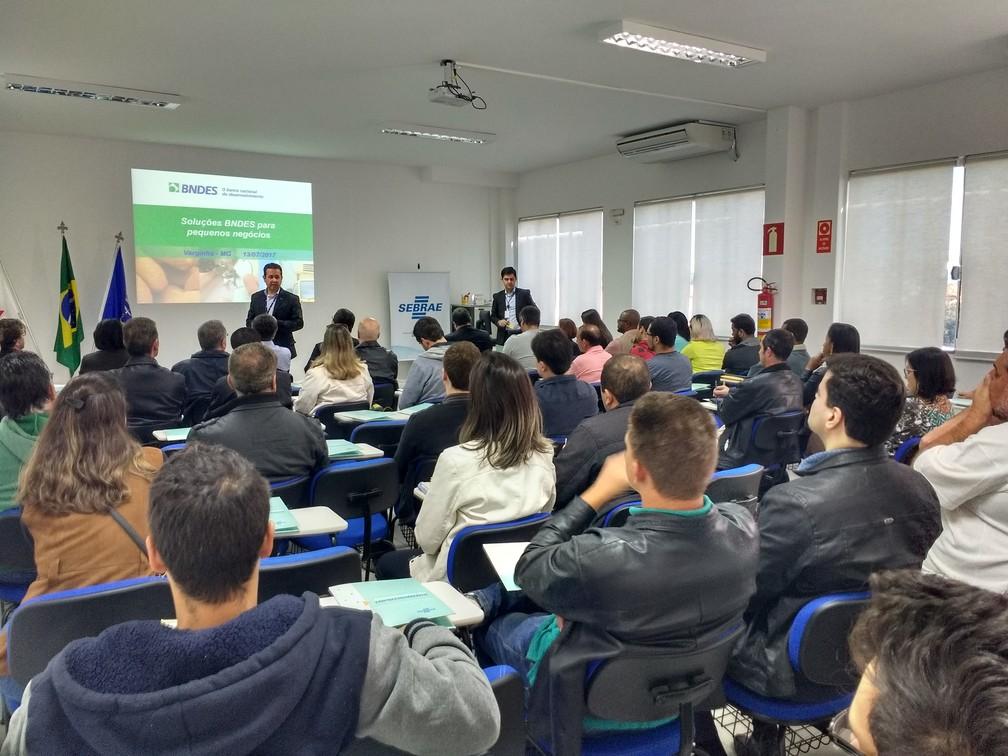 Até o dia 10 de outubro, o Sebrae Minas promove atividades em 18 cidades do Sul de Minas. (Foto: Divulgação/Sebrae)