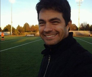 Marcelo Faustini | Arquivo pessoal